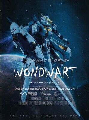 AU177.96 • Buy RX-124 Gundam TR-6 Wondwort GK Conversion Kits 1/100
