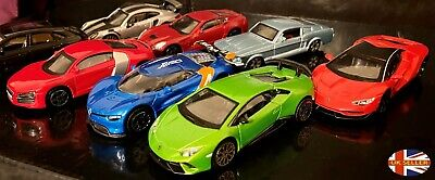 Collection Of High Quality Diecast Metal Toy Model Cars By Burago 1:43 Scale • 7.95£