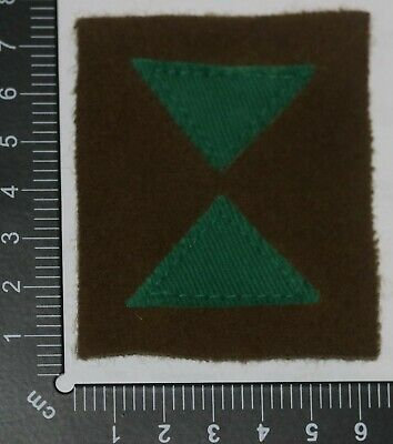 £8 • Buy British Army Wwii 31st Armoured Brigade Cloth Formation Division Patch Badge