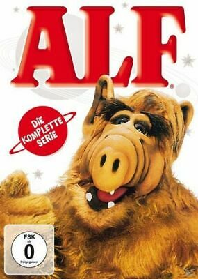£38.87 • Buy ALF Complete Series 1-4 16 DVD Box Set Collection 1,2,3,4 Region 2 A.L.F. NEW