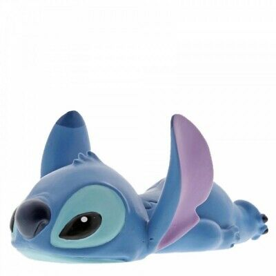 Stitch Laying Down Figurine - Disney Traditions From Enesco (6002189) • 14.99£
