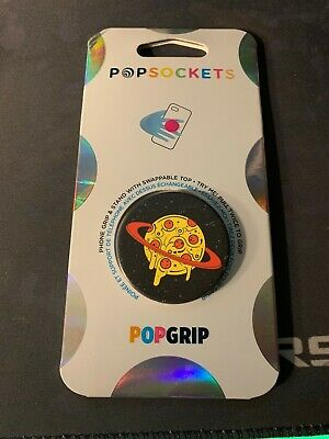 AU11.67 • Buy PopSockets Popsocket Planet Pepperoni Phone Grip And Stand New