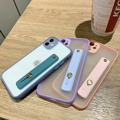 AU6.49 • Buy Silicone Wrist Strap Girls Cute For IPhone11Pro Max X XS XR Phone Case Cover