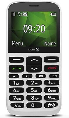 NEW Elderly OAP Big Button Mobile Phone Easy Dial - Doro 1370 Incs £10 Top Up • 24.99£