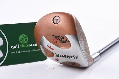 Taylormade Burner #3 Wood / 15° / Regular Flex Taylormade Bubble / Tafbur1330 • 24.95£
