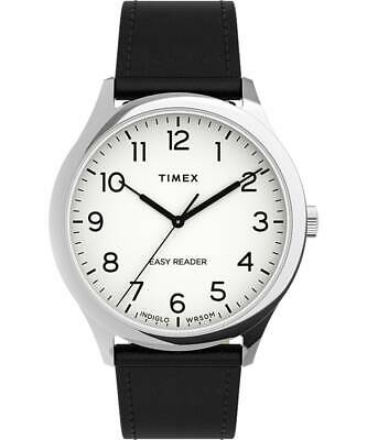 Timex Modern Easy Reader Leather Strap 40mm  • 50£