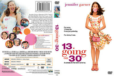 13 Going On 30 (DVD, 2004) • 1.49£