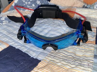 Spy Gear SG Night Vision Glasses Goggles Light Up Blue Close UP • 6.66£