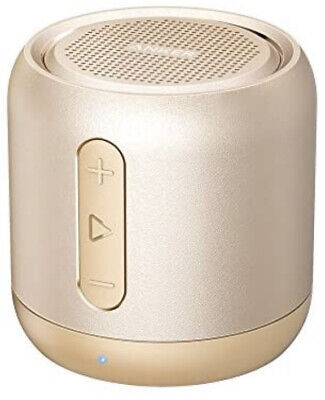 AU64.08 • Buy Anker SoundCore Mini Portable Bluetooth Speaker - Gold