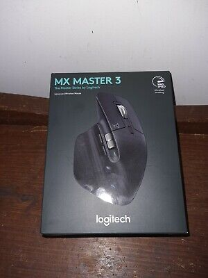 AU144.99 • Buy Logitech MX Master 3 Advanced Wireless Bluetooth Mouse (FREE SHIPPING)