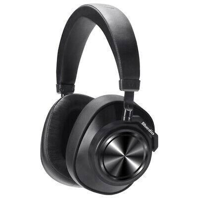 AU40.69 • Buy Bluedio T7 Bluetooth ANC Headphones Wireless Headset Music With Face Recognition