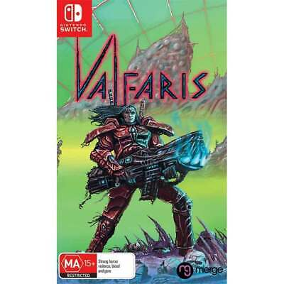 AU42 • Buy Valfaris Nintendo Switch Brand New