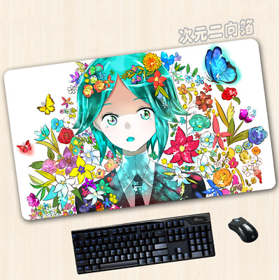 $ CDN31.70 • Buy Houseki No Kuni Phosphophyllite Anime Mouse Mat Oversize Mouse Pad 40*70cm