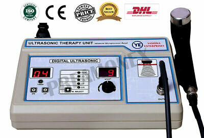 £90 • Buy Physiotherapy Ultrasound Therapy Machine 1Mhz Pain Relief Therapy Pro.quality