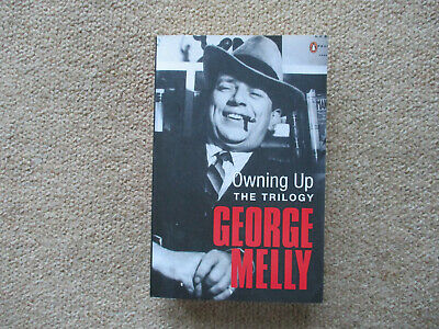 George Melly. Owning Up - The Trilogy. Paperback. • 3.95£
