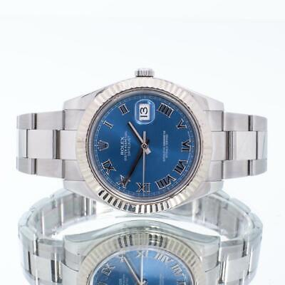 $ CDN12097.91 • Buy Rolex Datejust Ii 116334 Box 2010