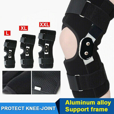 £9.47 • Buy New Dual Hinged Knee Guard Arthritis Support Brace Strap Wrap Support Stabilizer