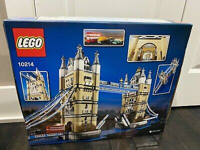 Retired Lego 10214  Tower Bridge Of London • 228.88£
