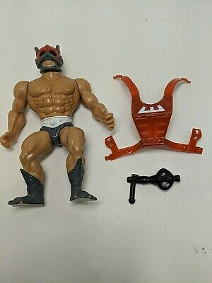 $25.15 • Buy Vintage Masters Of The Universe He-man Figure ZODAK 1981 W/ Armor & Weapon