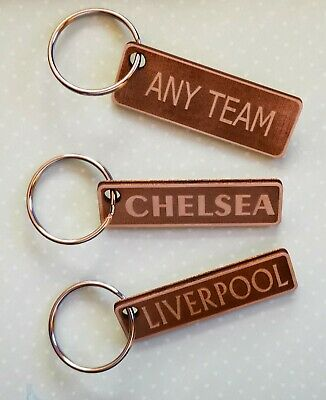 £1.90 • Buy Laser Cut Plywood Keyring, Manchester United, Chelsea, Liverpool, Spur, Man City