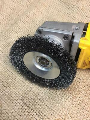 Clearance Line Angle Grinder Crimped Wire Bevel Brush Wheels M14 Standard Thred • 4.95£
