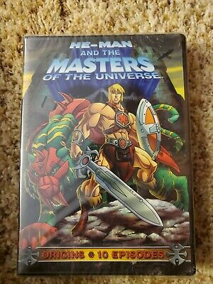 $14.99 • Buy He-Man And The Masters Of The Universe Volume 1 DVD 2008