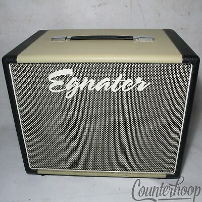 AU321.58 • Buy Egnater REBEL-112X 1 X 12-Inch Extension Cabinet For Celestion Elite-80 Loaded
