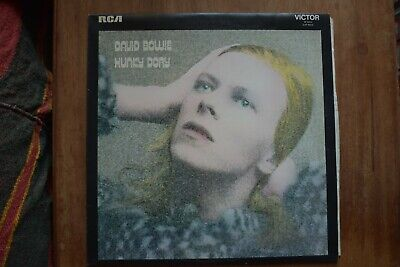David Bowie ‎– Hunky Dory RCA VICTOR SF 8244, RCA Victor ‎– LSP 4623 1971 • 100£