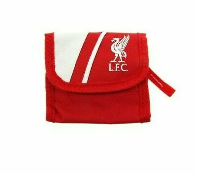 Liverpool F.C. Official Nylon Wallet With Crest - Brand New • 6.95£