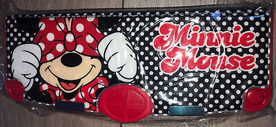£6 • Buy Disney Primark Red Minnie Mouse Polka Dot Pop Out Pencil Case With Stationary