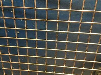 "Welded Wire Mesh Panels / 1""x 1"" X 3mm ( Choose Size ) • 18£"