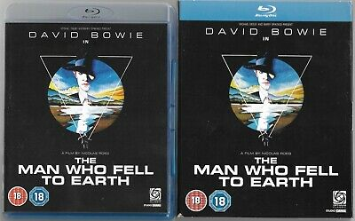 David Bowie In The Man Who Fell To Earth (Blu-ray, 2011)..Card Slipcase Edition • 14.99£