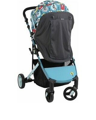 AU43.35 • Buy LittleLife Travel Accessories BUGGY BLACKOUT Cover