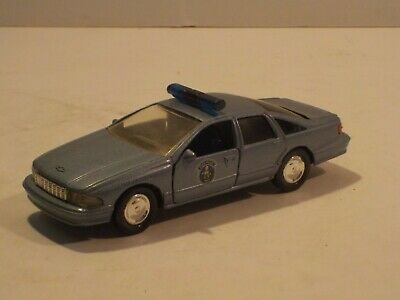 $3.99 • Buy T Road Champs 1:43 Maine State Police 1996 Diecast Car Loose