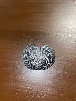 Vintage Boy Scout Neckerchief Slide (Boy Scout BSA) • 3.68£