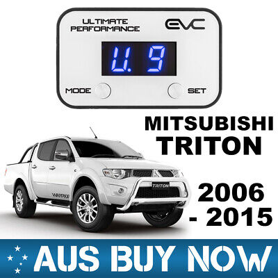 AU220 • Buy IDRIVE Mitsubishi Triton ML MN 2006 - 2015 WindBooster Throttle Controller EVC