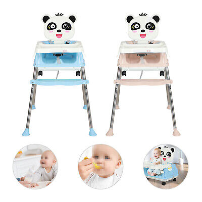 £26.99 • Buy 5 In 1  High Chairs Infant Child Folding Feeding Seat  Portable Baby Toddler