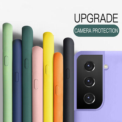 $ CDN5.18 • Buy Case For Samsung Galaxy S20 FE S21 Ultra Plus S10e S10 Shockproof Silicone Cover