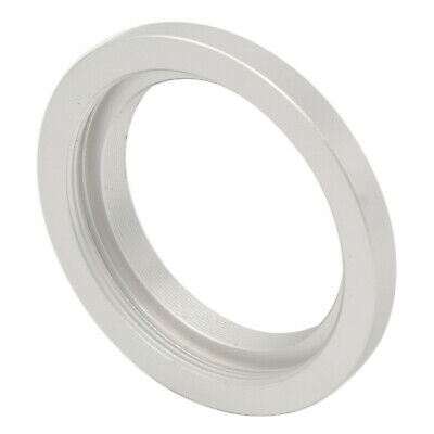 $14.99 • Buy Silver M42-M39 Screw Thread Lens Mount Adapter M42x1 Female To M39x1 Male Flange