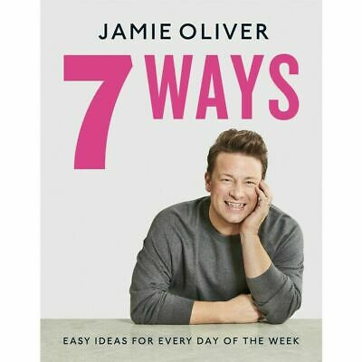 AU24.50 • Buy Jamie Oliver 7 WAYS By Jamie Oliver BRAND NEW On Hand IN AUS!