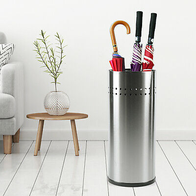AU39.04 • Buy Umbrella Stand Rack Storage Bucket Holder Entryway Organizer Mudroom Bedroom