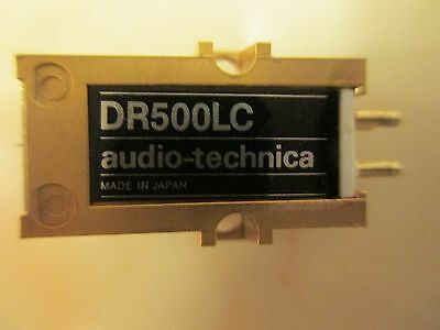 Audio Technica Dr500lc Cart And Genuine Drn500lc Stylus In Excellent Condition • 82.64£