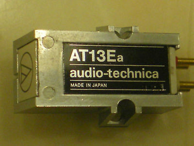 Audio Technica At13ea Cartridge And Genuine Atn13 Stylus 2 • 47.22£
