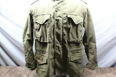 $124.99 • Buy Vintage 1978 US Military M65 Cold Weather Field Jacket Coat Small Short RACK