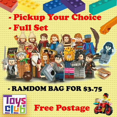 AU115 • Buy Lego 71028 Harry Potter Minifigures Series 2 ( Choose Your Own Sealed Bag )