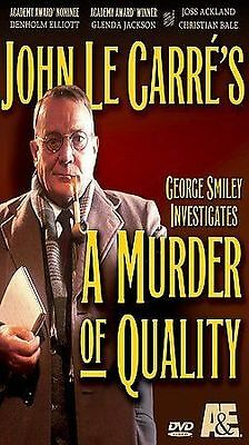 £10.48 • Buy John Le Carre's A Murder Of Quality