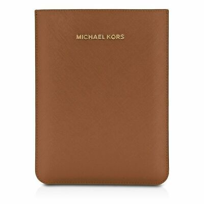 £17.14 • Buy IPAD POUCH CASE MICHAEL KORS CASE Sleeve Brown / Red New
