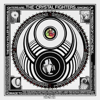 The Crystal Fighters - Cave Rave (NEW & SEALED CD) • 9.99£