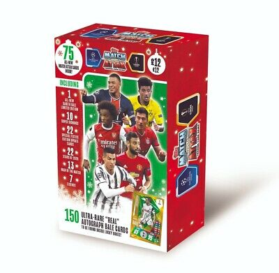 Match Attax Festive Box 2020/21 - Pick/choose Your Players, All Available 20/21 • 0.99£