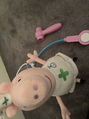 Nurse Peppa Talking With Accessories  • 5£